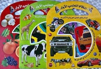 Learn arabic fruits vegetables, animals and vehicles set Mississauga, L5C 1P2
