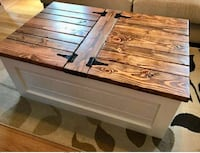 Handmade Farm house coffee table Taneytown, 21787