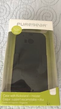 HTC ONE case w/Kickstand and holster Lemoore, 93245