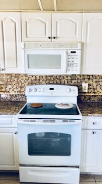 white induction range oven Kissimmee, 34743