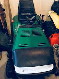 Tecumesh Enduro 17 industrial/commercial lawn mower Edmonton