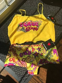 New bathing suit with tags