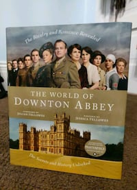 Downton Abbey book Baltimore, 21231