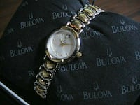 Bulova Womens Watch  Moncton, E1C 2L5