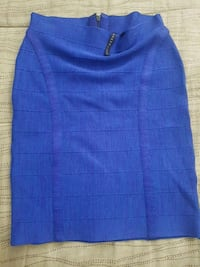 blue scoop-neck sweater Coquitlam, V3K 3H3