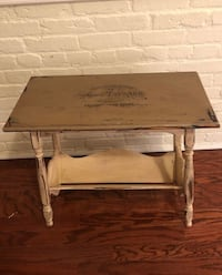 Side table - great condition!  Washington, 20001
