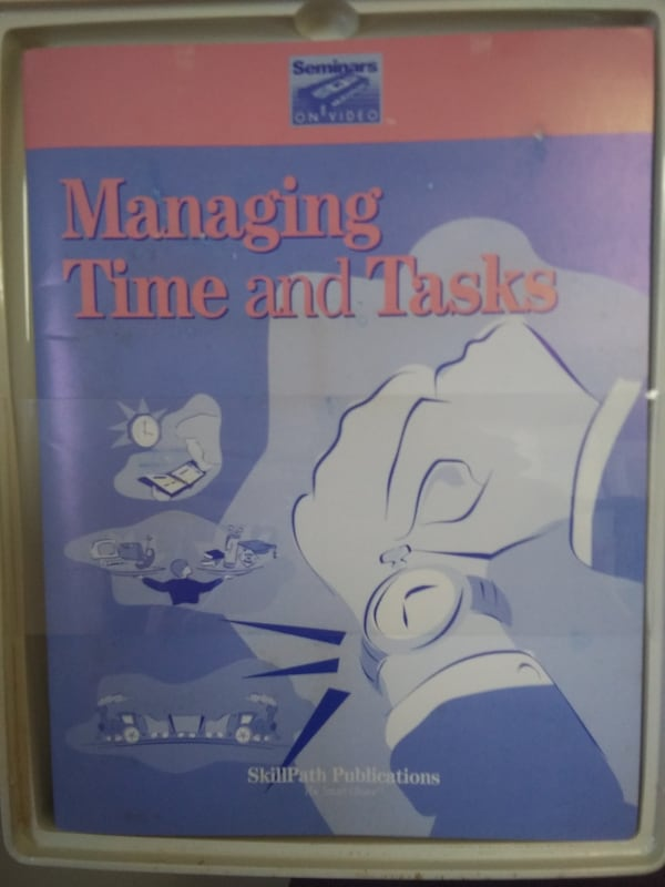 Managing Time and Tasks df7402c5-dc74-4510-8d48-489e9426d71d