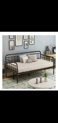 Day bed - twin size - new - assembly required