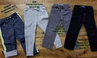 Pre-Owned Oshkosh, H&M, Cherokee, & Old Navy Pants Size 4T Hoboken
