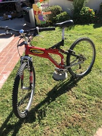 Specialized Mountain Bike. Needs new shocks and air in tires (has presta valves) Lake Forest, 92630