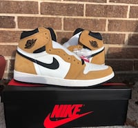 Air Jordan 1 Nike Rookie Of The Year ROTY size 12 25 km