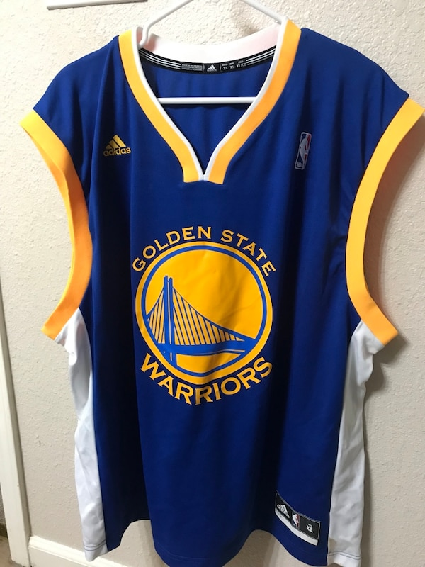 brand new f7aa7 acbbf Golden state warriors nba jersey KD Kevin Durant