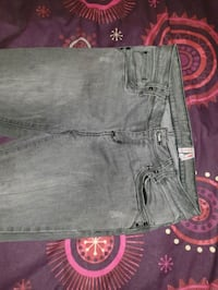 Grey skinny jeans stretchy and comfy size 12 Greater London, E4 7EW