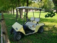 Ez-Go electric golf cart