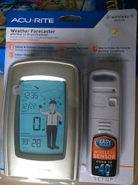 Acurite Weather Forecaster London, N6C 2V5