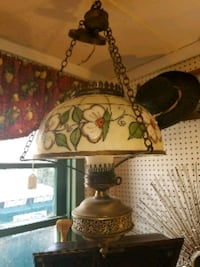Antique lamp Midland, 22728