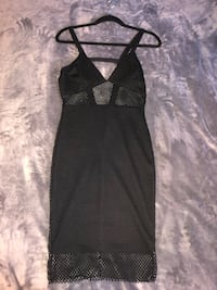 TAGS ATTACHED** Medocino Net Bodycon Dress Toronto, M4B 1G8