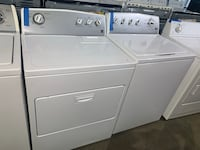 Kenmore top load washer & electric dryer set working perfectly