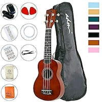 NEW IN THE BOX Complete Ukulele Package Hamilton, L9C 7K6