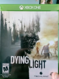 Dying light for Xbox one Inwood, 25428