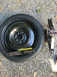 Spare tire and jack Norwalk, 06854