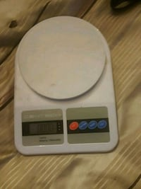Big white scale  ..works great Anchorage, 99504