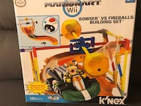 K'NEX MARIO Wii BOWSER bs FIREBALL  Kitchener, N2E 3M3