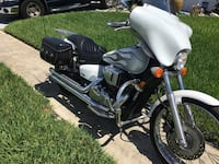 black and gray touring motorcycle Holiday, 34690
