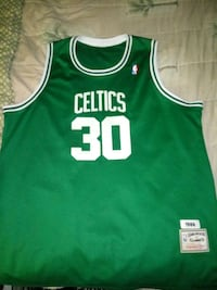 Authentic Throwback Celtic Jersey Glen Burnie