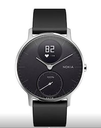 Withings Steel HR 6516 km