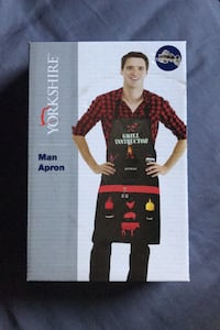 BBQ or kitchen Apron