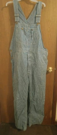 Men's Big Smith overalls. Norman