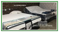 Adjustable Bed for Mattresses Washington