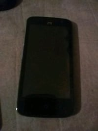 black LG android smartphone with case Kansas City, 66106