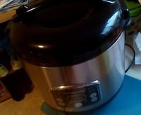black and silver slow cooker Gaithersburg, 20882