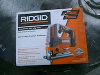 RIDGID 18Volt brushless jig saw  Saint Petersburg, 33713