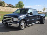 2005 FORD F350 CREW CAB DIESEL DUALLY W/ GOOSE NECK HITCH! REDUCED! El Paso, 79932