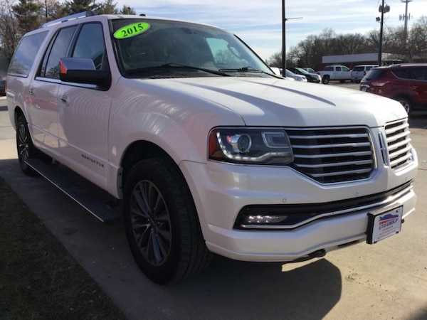 *LOADED* *ONE OWNER/CLEAN CARFAX* 2015 Lincoln Navigator L 4WD a55a6ad7-1d1f-47df-ab27-6b22461cb25a