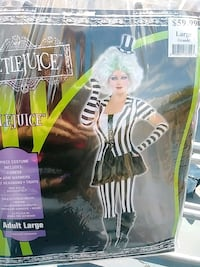 Beetlejuice costume Coral Gables, 33134