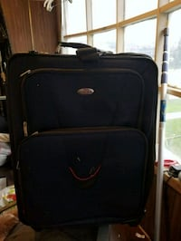 black soft-side luggage Coatesville, 19320