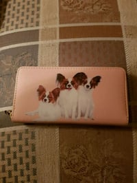 women's pink dog print wallet Walsall, WS3