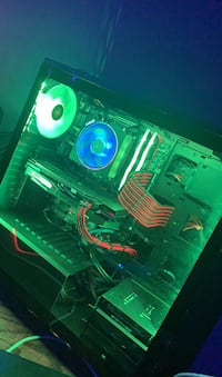 Custom Built Gaming PC  (Used for only a month and a half!!)