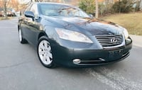 2007 Lexus ES 350 ' Drives Excellent ' Navigation ' Back up Camera Touch Screen Uber Lyft Ready Silver Spring, 20902