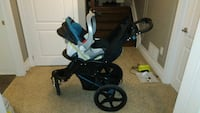 Baby Trend Expedition CLX travel system Innisfil, L0L 1L0