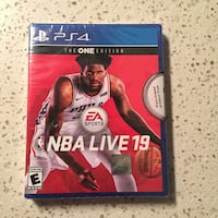 Brand new Sealed NBA 2K19 PS4 Gane Surrey, V3W 3R1