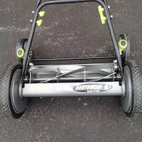Absolutely like new Earthwise push mower Hagerstown, 21740