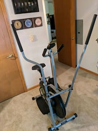 Excersize Bike/Elliptical 2in1 Middleton, 53562