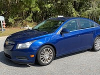 2012 Chevrolet Cruze Mount Pleasant