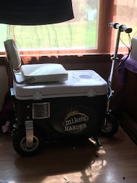 """RIDE ON THE """"CRUZIN' COOLER"""""""