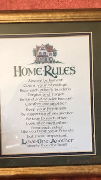 House rules $10 Baltimore, 21206